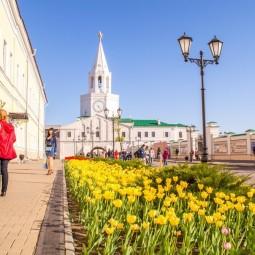 Международный женский день в «Казанском Кремле» 2021