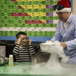 Научное шоу «Секретная лаборатория Деда Мороза: Перезагрузка» 2019