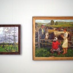 Выставка Фирината Халикова «Живопись. Графика. К 60-летнему юбилею»