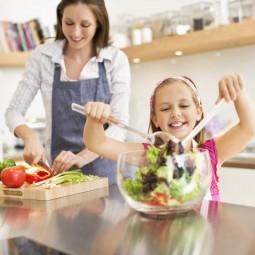 Онлайн-проект «Домашний разговор о правильном питании»