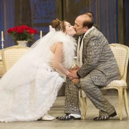 Спектакль «Филумена Мартурано, или Брак по-итальянски»