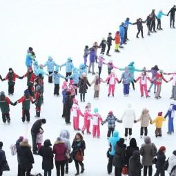 Соревнования по конькобежному спорту 2018
