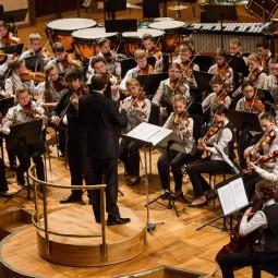 Концерт Молодежного симфонического оркестра РТ 2018
