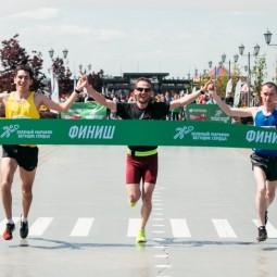 «Зеленый марафон» в Казани 2019