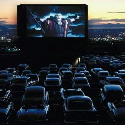 Автокинотеатр Love Cinema 2021