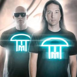 Концерт группы Infected Mushroom 2019