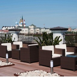 Открытие летних веранд кафе и ресторанов в Казани 2020