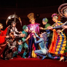 Цирковое шоу «Звездный круиз» 2021