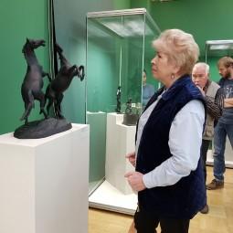 Выставка «Художественное литье Урала»