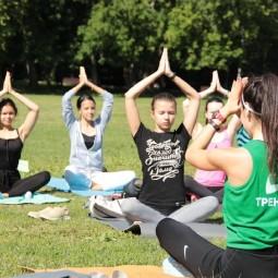Летние тренировки от проекта «Зеленый фитнес» 2020