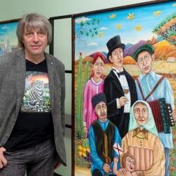 Выставка Альфрида Шаймарданова «Наше все…»