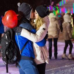 День всех влюбленных в парке «Черное озеро» 2020