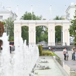 Завершение летнего сезона в Казанских парках 2019