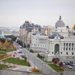 Выходные в Казани 2021