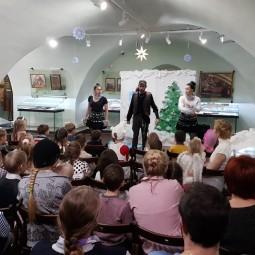 Новогодняя программа Музея истории Благовещенского собора 2018/19