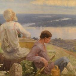 Выставка «Искусство начала XX века. Учителя и ученики Казанской художественной школы»
