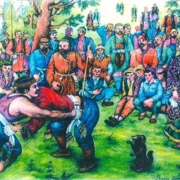 Выставка «История татарского народа»