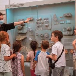 «День знаний» в Музее естественной истории Татарстана 2021