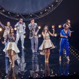 Концерт ансамбля Rain Drops 2018