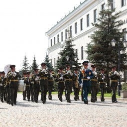 День защитника Отечества в Казанском Кремле 2021