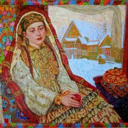 Выставка «Сказки Востока»