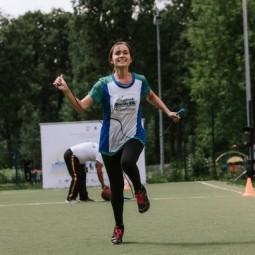 Легкоатлетическая эстафета 2021