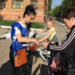 Акция «Георгиевская ленточка» в Казани 2019