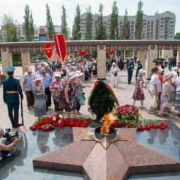 День памяти и скорби в парке «Победы» 2018