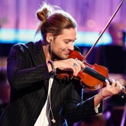 Концерт Дэвида Гарретта 2021