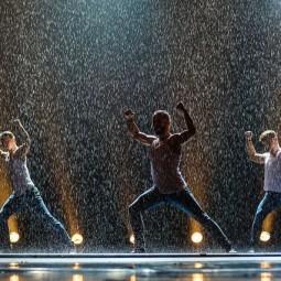 Шоу под дождем 2020