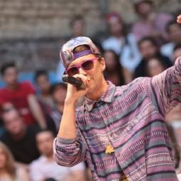 Рэп-фестиваль под открытым небом «The Rap Fest» 2018