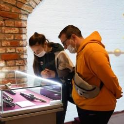 Выставка «Оружие доблести и чести»