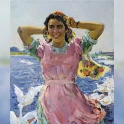 Выставка к 110-летию со дня рождения Виктора Куделькина