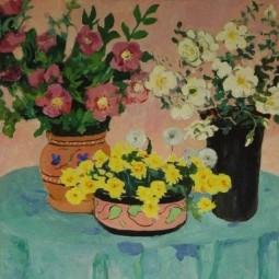 Выставка «Пикник на обочине. Евгений Зуев. Натюрморт»