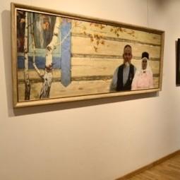 Выставка Исмагила Минтагировича Халилуллова «к 90-летию со дня рождения художника»