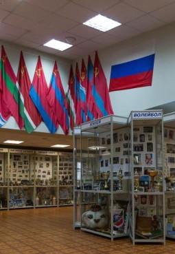 Музей спорта РТ имени Ш. Х. Галеева