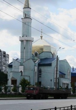 Мечеть Хузейфа
