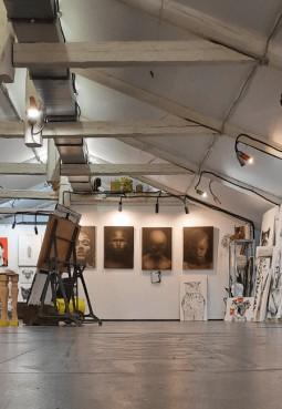 Картинная галерея Славы Зайцева