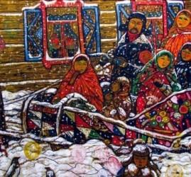 Выставка «Золотые сны Ильдара Зарипова»