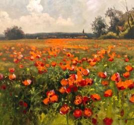 Выставка Рината Анимаева «Парижская весна»