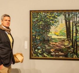 Выставка живописи Нателлы Тоидзе