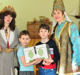 Квест-игра «Сокровища Зиланта»