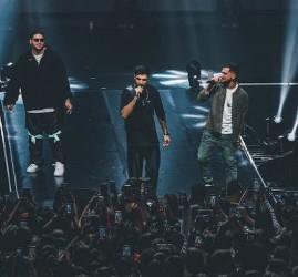 Концерт Jony, Elman и Andro 2020