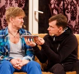 Шоу «Ваши пельмени: Вячеслав Мясников и Андрей Рожков. Прощальный тур» 2020