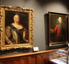 Выставка «Екатерина Великая. Золотой век Российской империи»