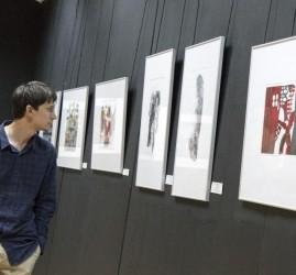 Казанская международная биеннале печатной графики «Всадник» 2019