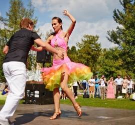 «Танцплощадка» в парке «Крылья Советов» 2019