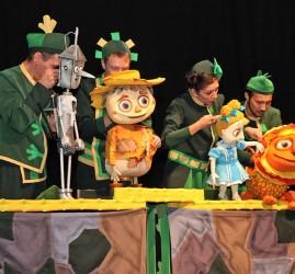 Кукольный спектакль «Волшебник Изумрудного города»