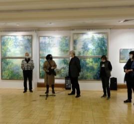 Выставка «Трансерфинг в живописи»