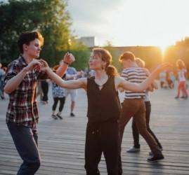 Проект «Танцплощадка» 2021
